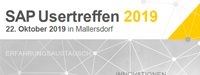 Logo Messe SAP Usertreffen