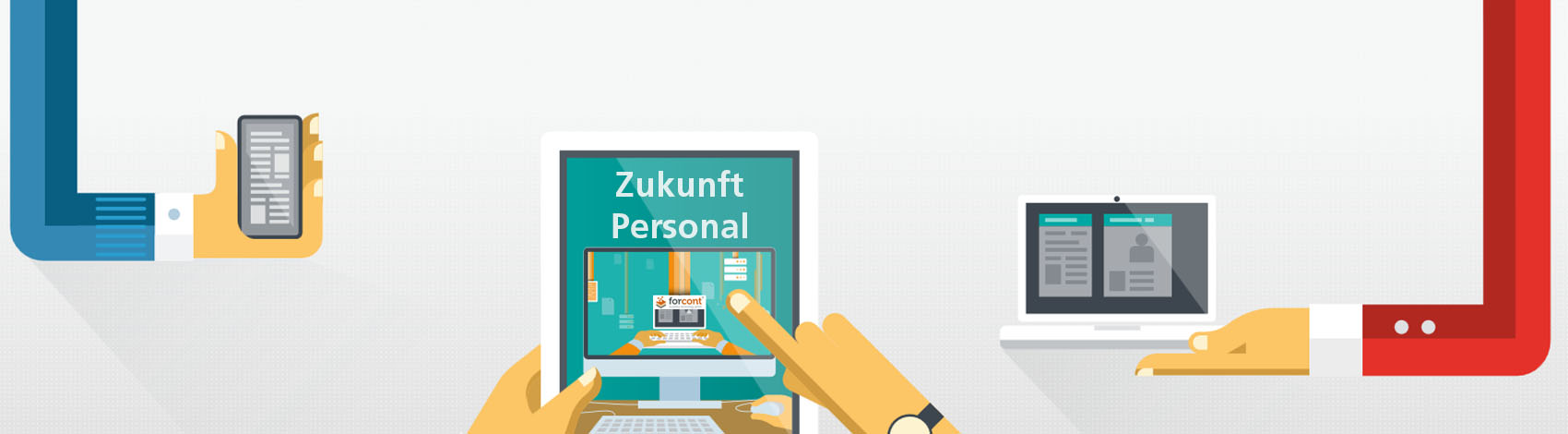 forcont Messe Zukunft Personal